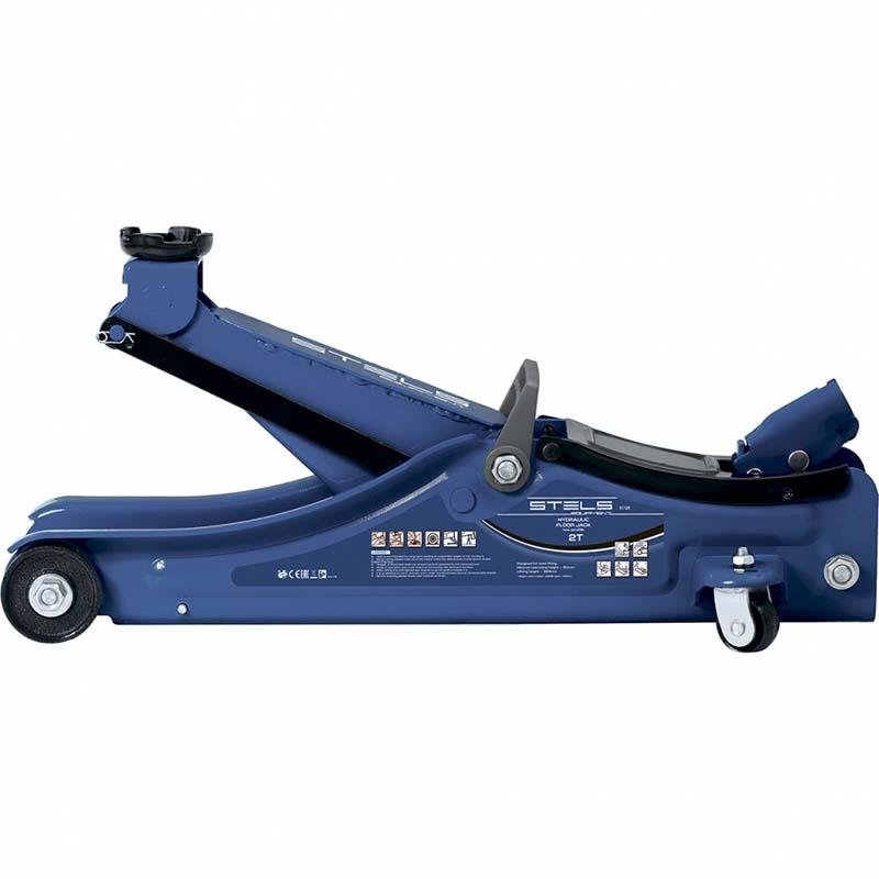 Домкрат Stels 2т Low Profile 80-380 мм 51130