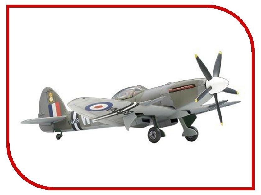 Сборная модель Revell Cамолет Истребитель Spitfire Mk-22/24 04704R сборная модель revell самолет истребитель spitfire mk ii 03986r