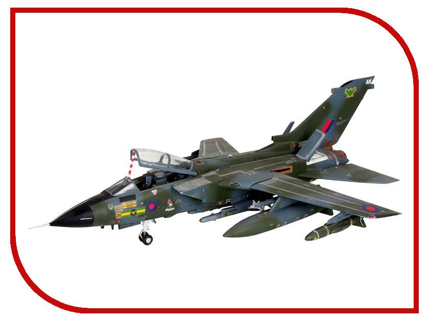 Сборная модель Revell Самолет Panavia Tornado GR.1 RAF 04619R кисть revell 1