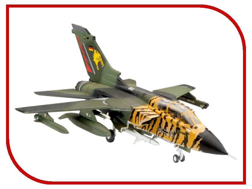 Сборная модель Revell Самолет Истребитель Tornado ECR 04048R самолеты и вертолеты revell сборная модель сборная модель пассажирский самолет dhc 6 twin otter 1 72
