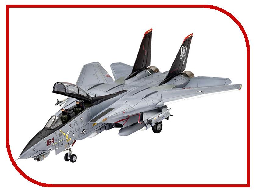 Сборная модель Revell Самолет Истребитель F-14D Super Tomcat 04049R fishycat tomcat 67sp dr x09