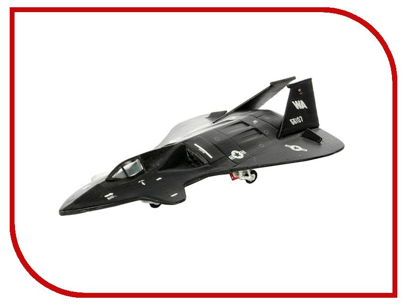 Сборная модель Revell Самолет Истребитель F-19 Stealth 04051R сборная модель revell самолет fairey gannet t 5