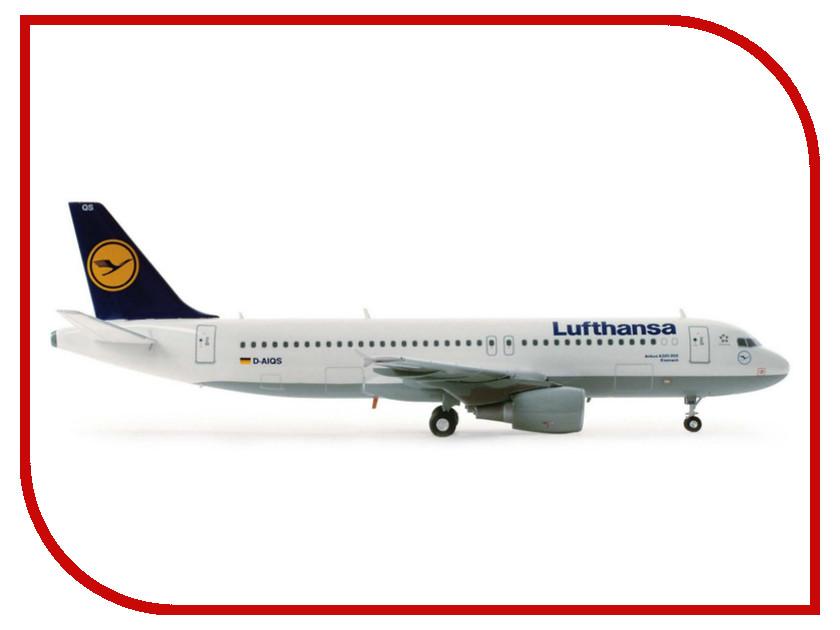 Сборная модель Revell Самолет Пассажирский Airbus A320 Lufthansa 04267R самолеты и вертолеты revell сборная модель сборная модель пассажирский самолет dhc 6 twin otter 1 72