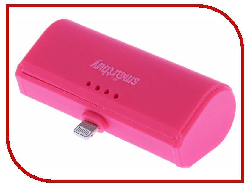 Аккумулятор SmartBuy Turbo-8 2200mAh Lighting 8 pin Red SBPB-130 smartbuy sbm 335ag red black мышь