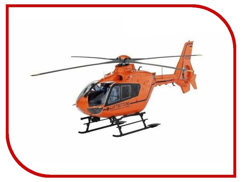 Сборная модель Revell Вертолет EC 135 T2i Luftrettung 04644R revell набор вертолет fly out paintin revell