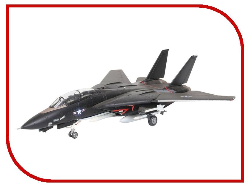 Сборная модель Revell Cамолет Истребитель F-14 Tomcat Black Bunny 04029R fishycat tomcat 67sp dr x09