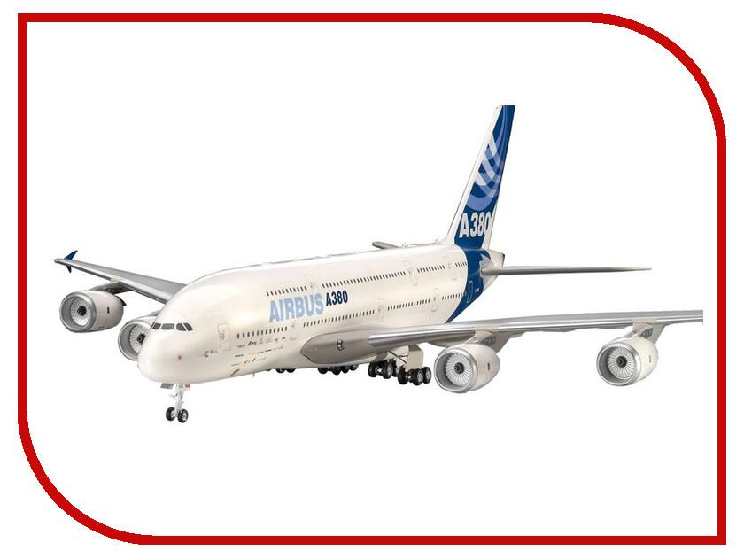 Сборная модель Revell Самолет Пассажирский Airbus A380 First Flight 04218R сборная модель космический корабль atlantis revell