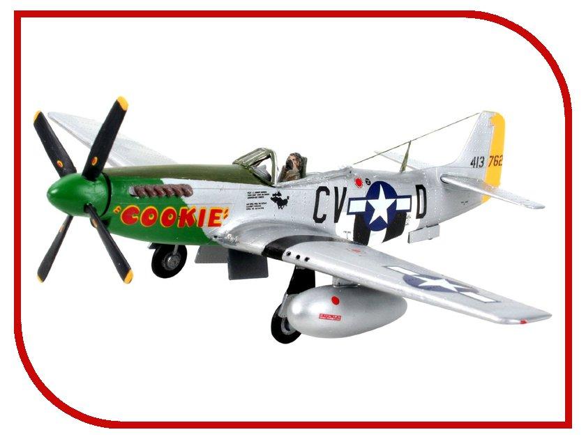 Сборная модель Revell Самолет P-51D Mustang 04148R сборная модель revell самолет fairey gannet t 5