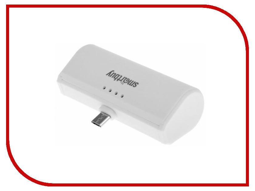 Аккумулятор SmartBuy Turbo 2200mAh Micro-USB White SBPB-210 стоимость