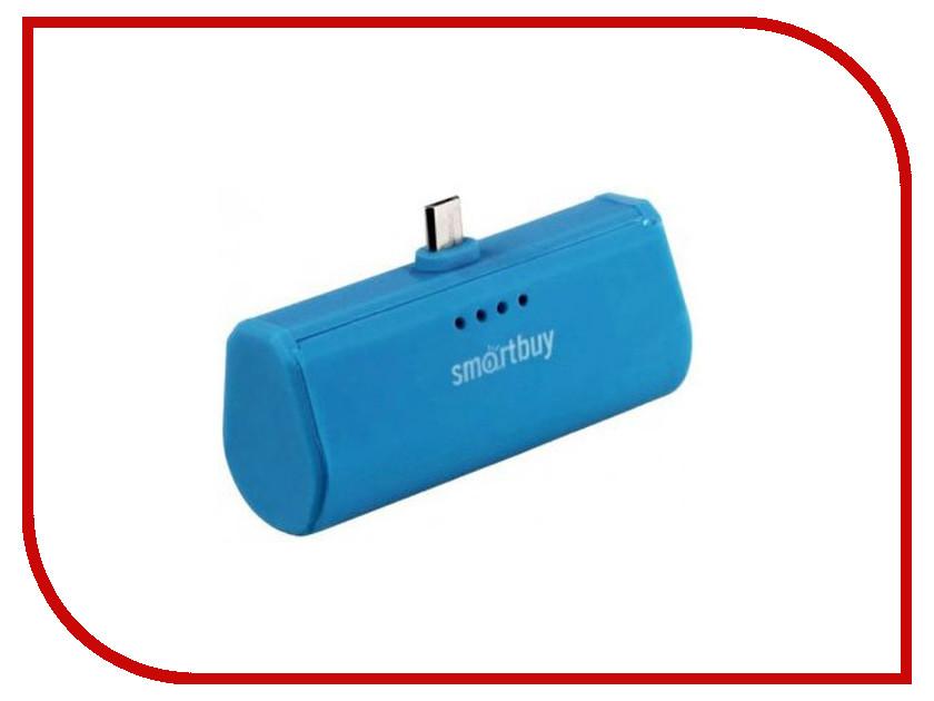 Аккумулятор SmartBuy Turbo 2200mAh Micro-USB Blue SBPB-240