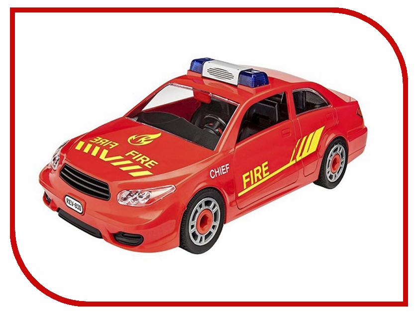 Сборная модель Revell Набор для детей Пожарная легковая машина 00810R revell набор вертолет fly out paintin revell