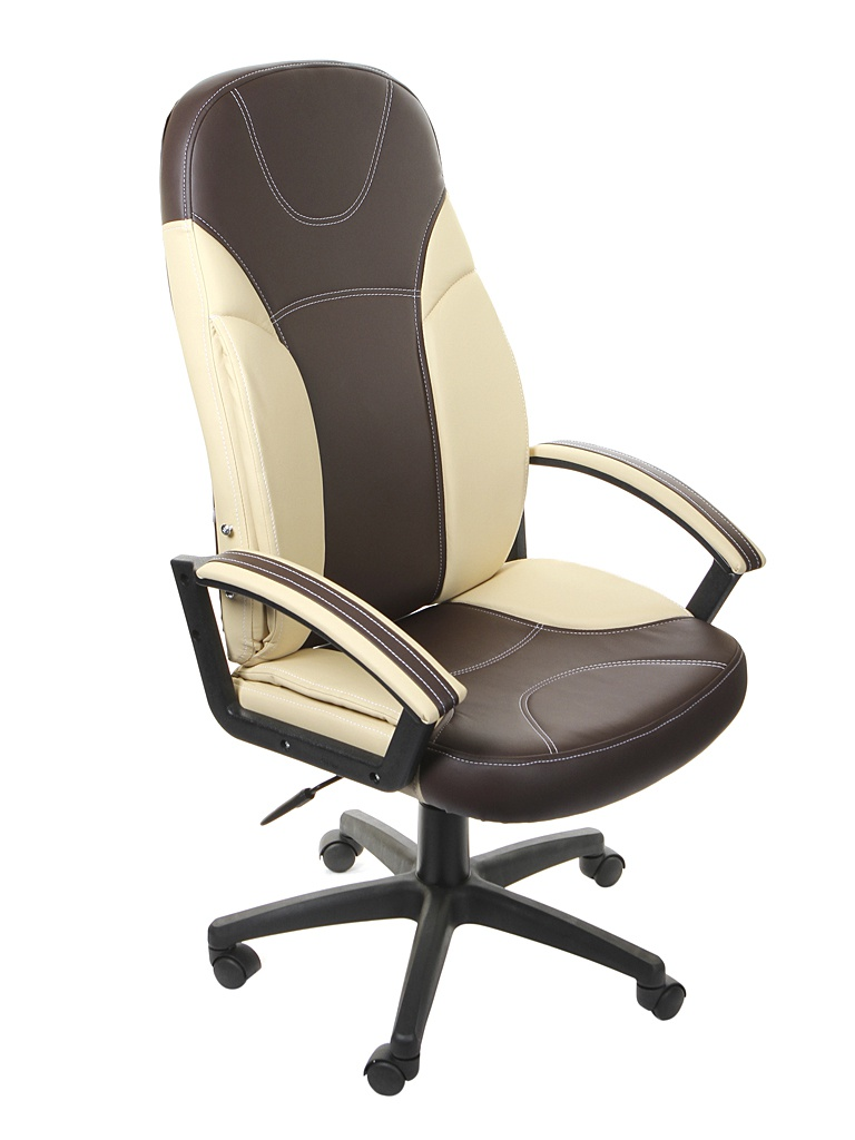 Компьютерное кресло TetChair Твистер Brown-Beige