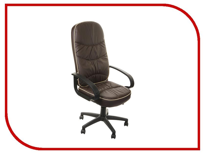 Компьютерное кресло TetChair Поло Brown компьютерное кресло tetchair step ромашки на зеленом