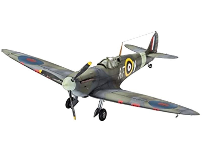 Сборная модель Revell Самолет Истребитель Spitfire Mk.IIa 03953R сборная модель revell крестокрыл