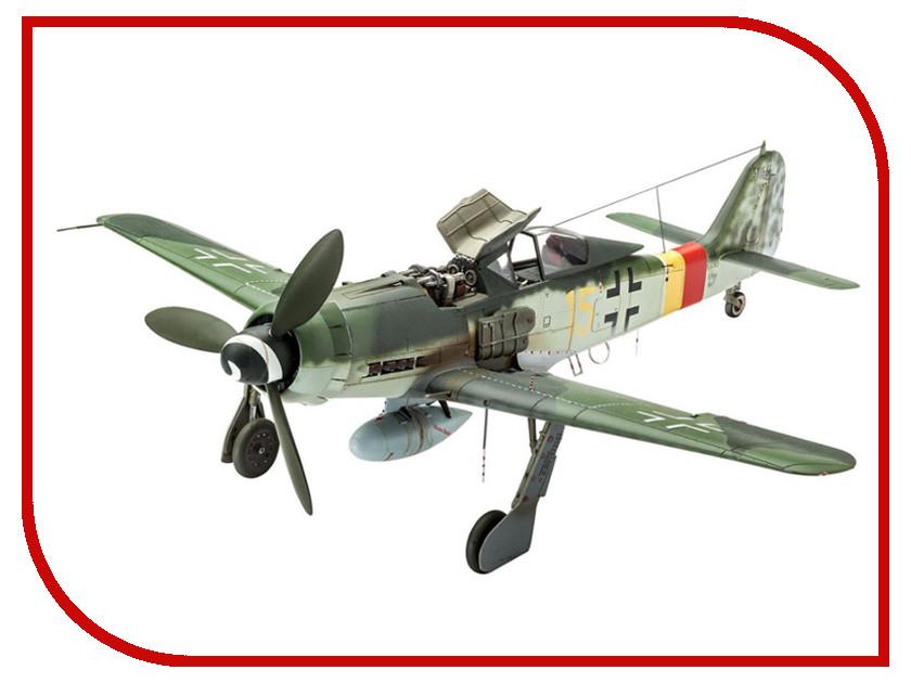 Сборная модель Revell Самолет Истребитель Focke Wulf Fw 190D-9 03930R revell 36165 бронзово зеленая матовая