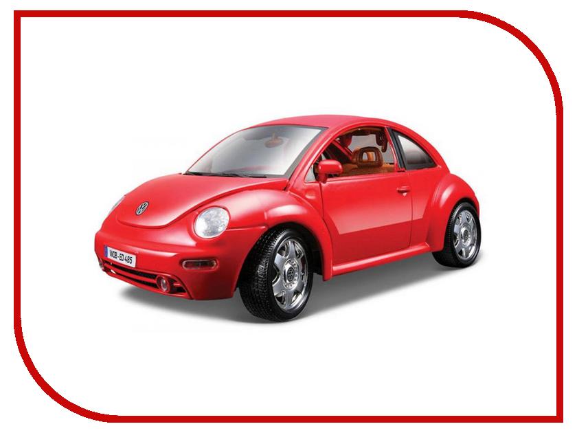 Игрушка Bburago Gold VW New Beetle 1998 18-12021 каталог bburago