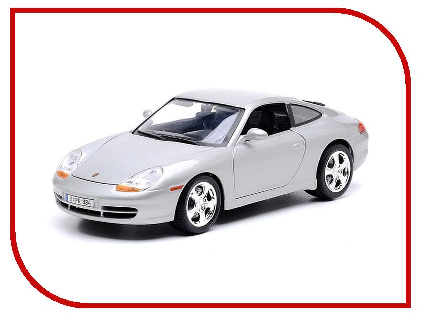 Игрушка Bburago Gold Porsche 911 Carrera 1997 bburago 1 32 bb машина porsche cayman s металл