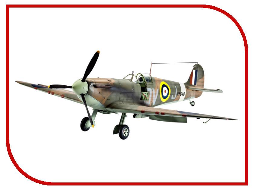 Сборная модель Revell Самолет Истребитель Spitfire Mk II 03986R tt rucksack combat pack mk ii coyote