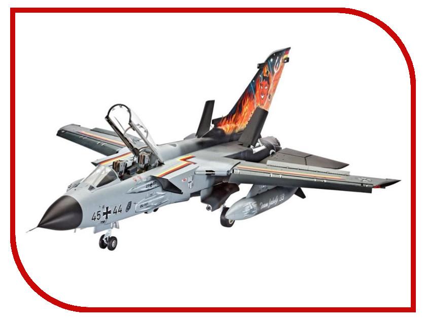 Сборная модель Revell Самолет Истребитель-бомбардировщик Tornado IDS 03987N revell самолет бомбардировщик боинг b 17g летающая крепость американский