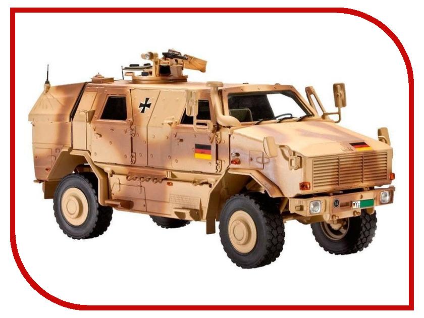 Сборная модель Revell Бронеавтомобиль Dingo 2A2 03233R
