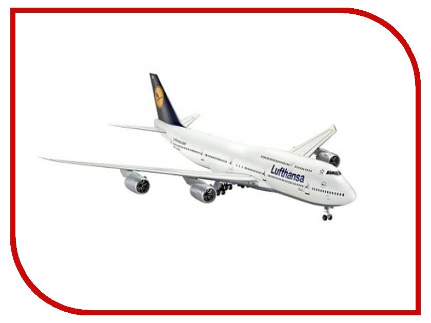 Сборная модель Revell Cамолет Пассажирский Boeing 747-8 04275R revell boeing 747 100 revell ревелл 1 450