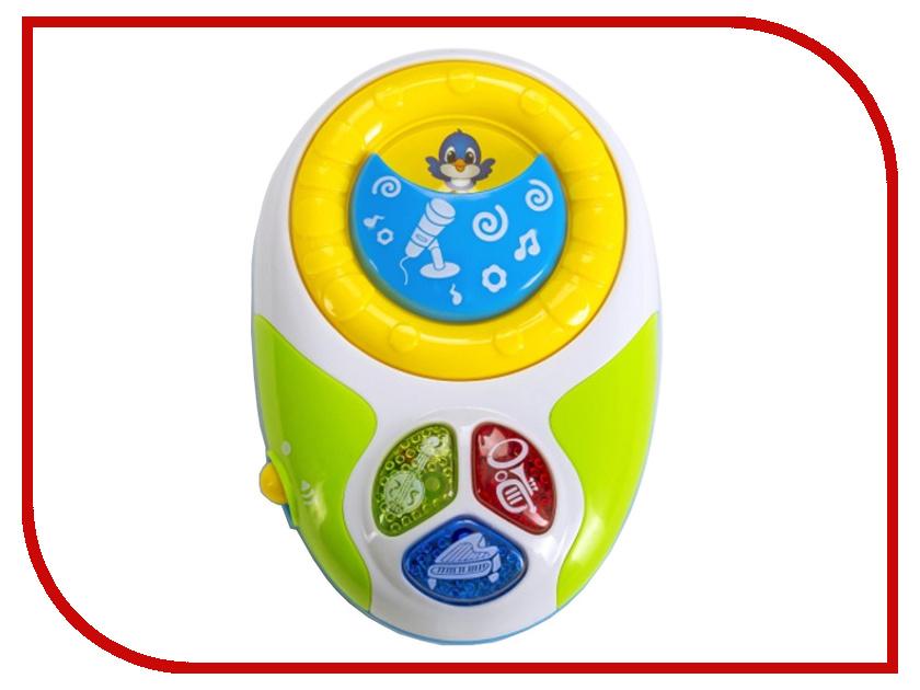 Игрушка BeBeLino Плеер с голосами животных 58024 bebelino электронная игрушка музыкальный плеер с голосами животных