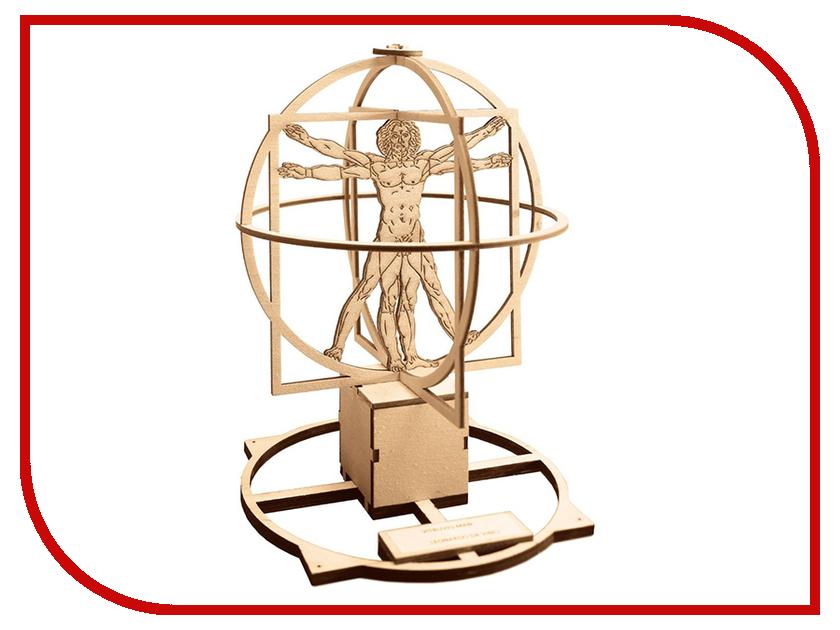 Сборная модель Revell Витрувианский человек Леонардо да Винчи 00509R