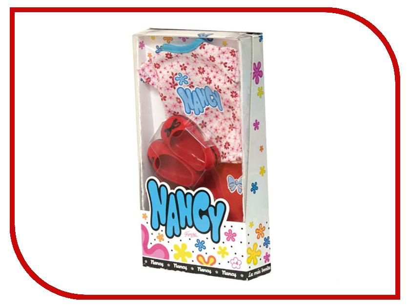Кукла Famosa Комплект одежды Нэнси 700010202 N куклы и одежда для кукол famosa кукла нэнси ловит бабочек