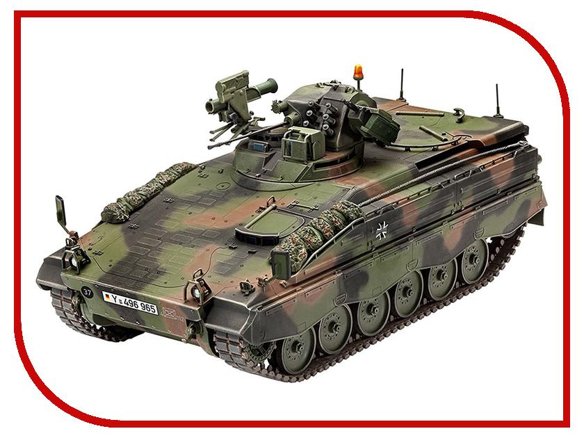 Сборная модель Revell Боевая машина пехоты SPz Marder 1A3 03261 кисть revell 1