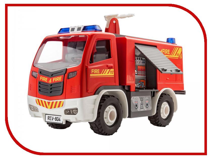Сборная модель Revell Fire Truck (00804) 1:20 кисть revell 1
