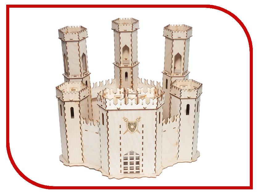 3D-пазл Большой слон Крепость Крестоносцев Д-004 цена