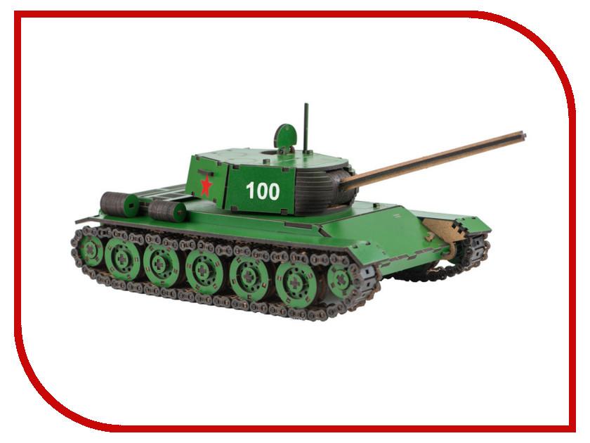 3D-пазл Большой слон Советский Танк Т-44 0022 коломиец м советский тяжелый танк т 35 сталинский монстр