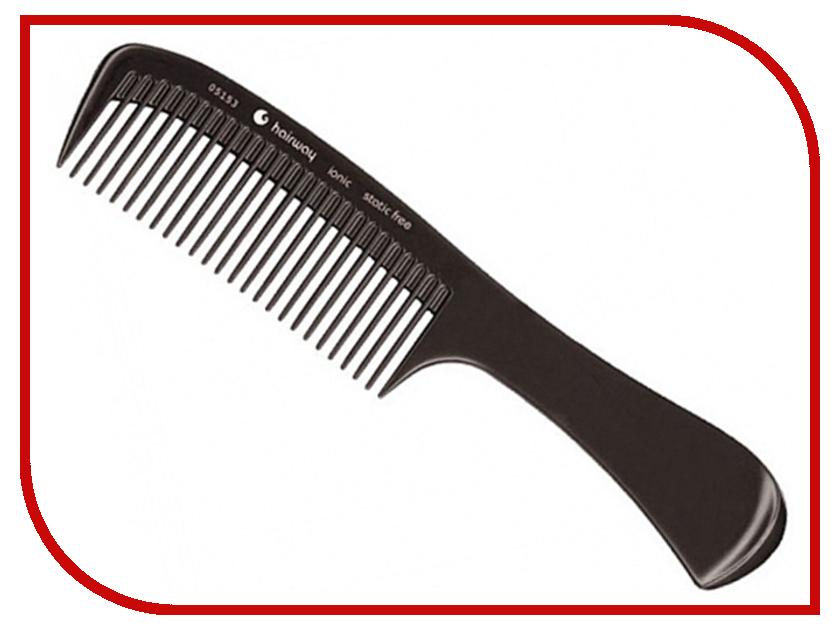 Расческа HairWay 05153 расческа hairway carbon advanced 05083