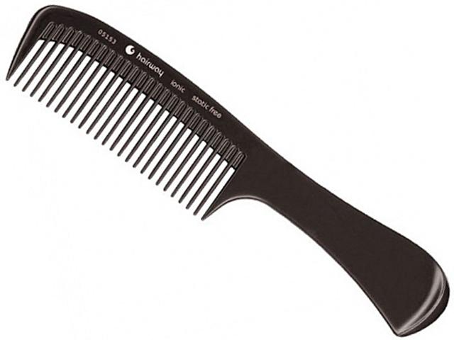 Фото - Расческа HairWay 05153 hairway распылитель hairway д воды черный япон техн 300 мл