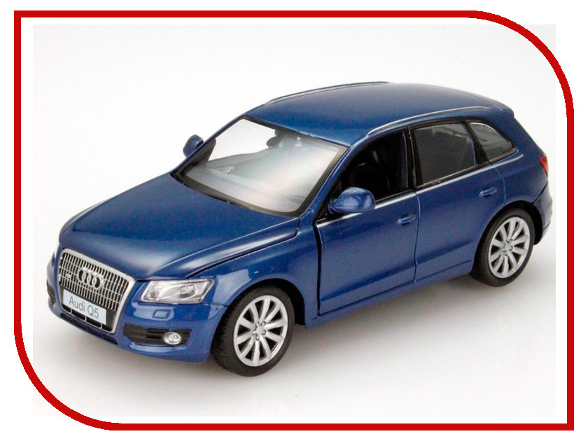 Игрушка Motormax Audi Q5 73385 motormax набор машинок