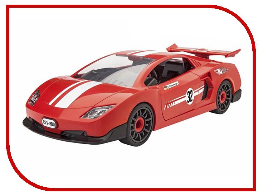 Сборная модель Revell Набор для детей Гоночный автомобиль 00800R конструкторы revell набор автомобиль vw beetle limousine 68 125 элементов