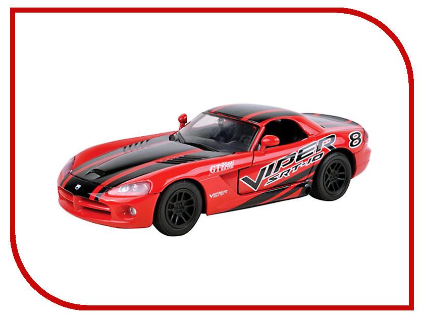 Игрушка Motormax GT Racing 2003 Dodge Viper SRT10 73776 трехколесные самокаты amigo viper sport
