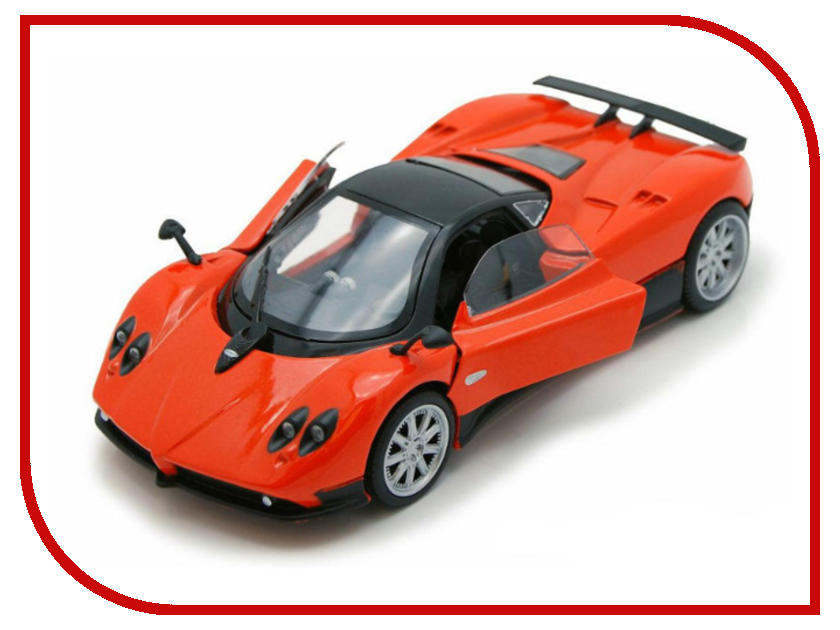 Игрушка Motormax Pagani Zonda F 73369 игрушка motormax audi q5 73385