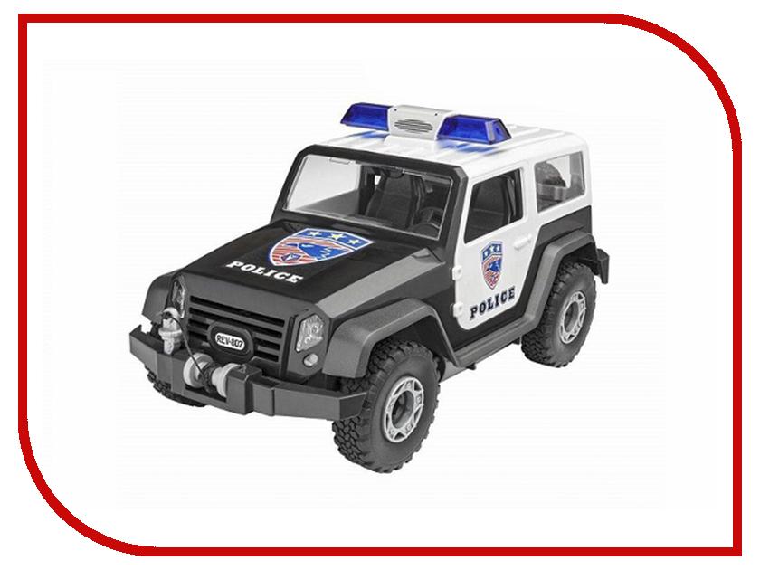 Сборная модель Revell Набор для детей Полицейский внедорожник 00807R bruno sohnle 17 23110 920