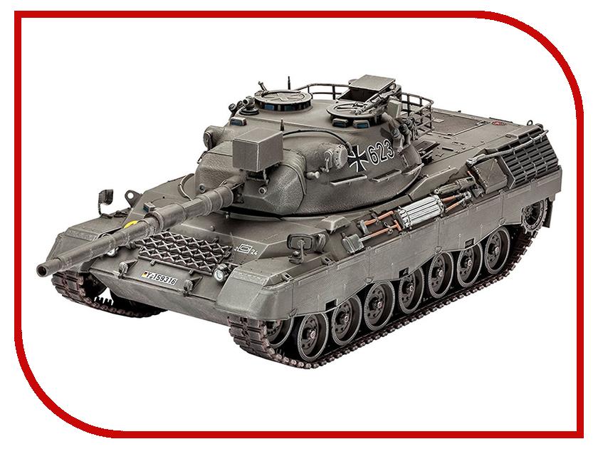 Сборная модель Revell Танк Leopard 1A1 03258 кисть revell 1