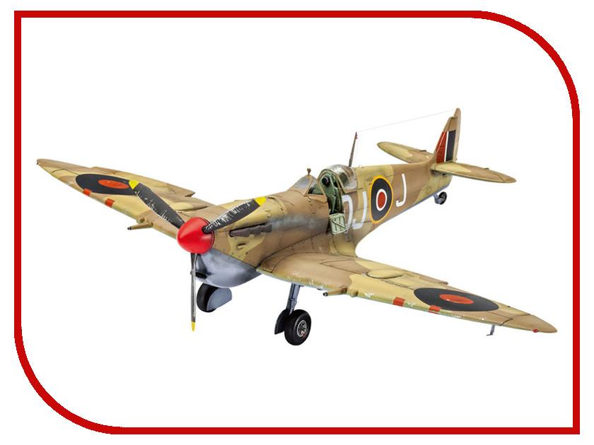 Сборная модель Revell Самолет Истребитель Spitfire Mk.Vc 03940 сборная модель revell самолет истребитель spitfire mk ii 03986r