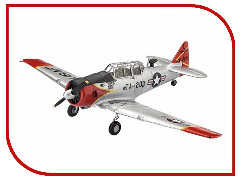 Сборная модель Revell Самолет Учебный T-6 G Texan 03924 самолеты и вертолеты revell сборная модель сборная модель пассажирский самолет dhc 6 twin otter 1 72