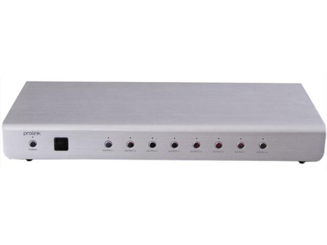Сплиттер Prolink 1HDMIx8HDMI 1080P 3D 4K HM318N