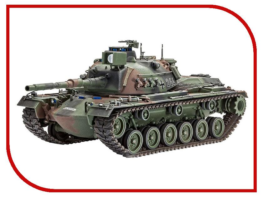Сборная модель Revell Танк M48 A2GA2 03236R m48 x 2 right hand thread plug gage