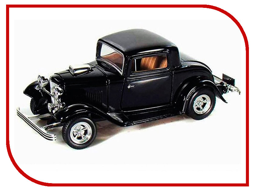 Игрушка Motormax Ford Coupe 1932 73251AC модель автомобиля 1 18 motormax audi tt coupe