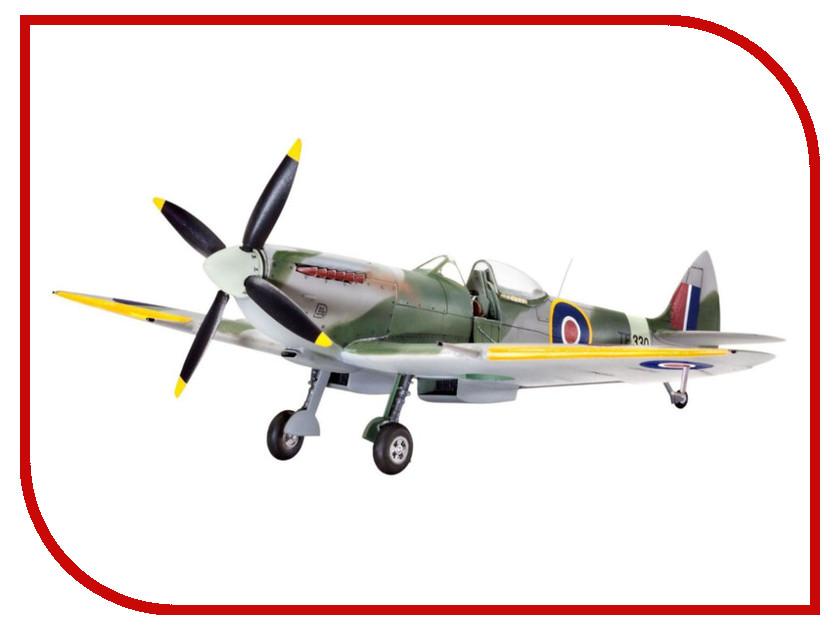 Сборная модель Revell Самолет Истребитель Spitfire Mk.XVI 04661R сборная модель revell самолет истребитель spitfire mk ii 03986r