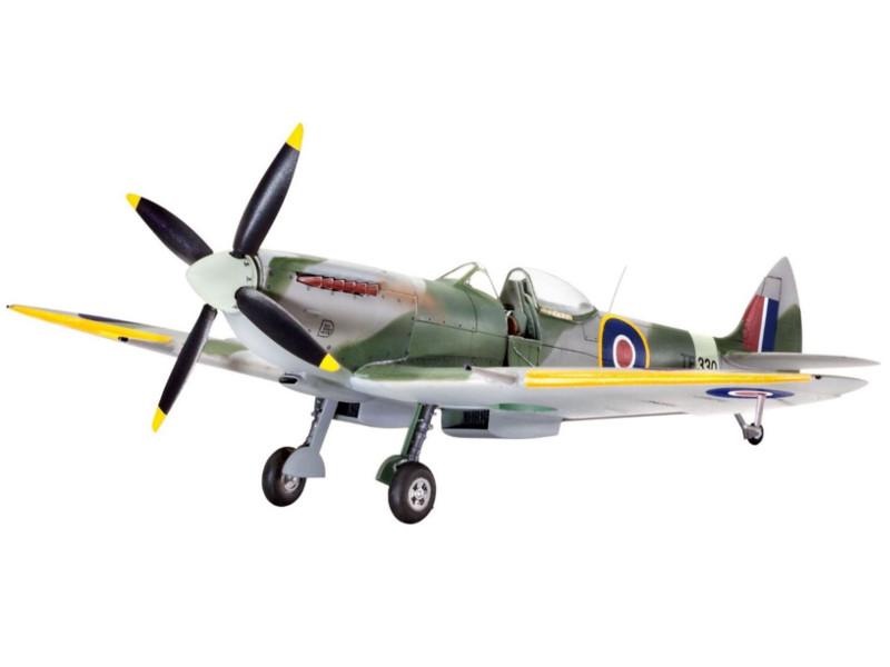 Сборная модель Revell Самолет Истребитель Spitfire Mk.XVI 04661R сборная модель revell крестокрыл