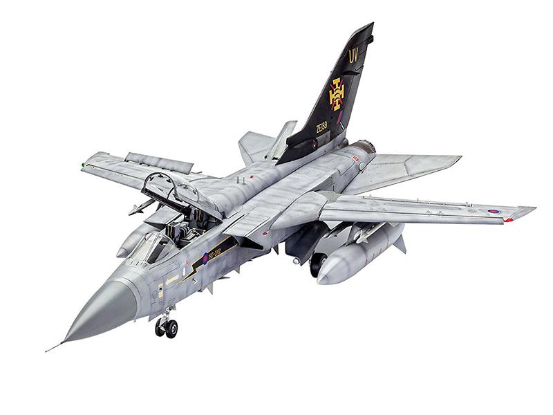 Сборная модель Revell Самолет Перехватчик Tornado F.3 ADV 03925 стоимость