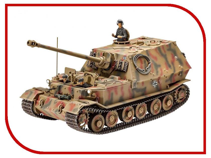 Сборная модель Revell Танк Sd.Kfz. 184 Фердинанд 03254R конструкторы revell танк m 1 a1 ha abrams