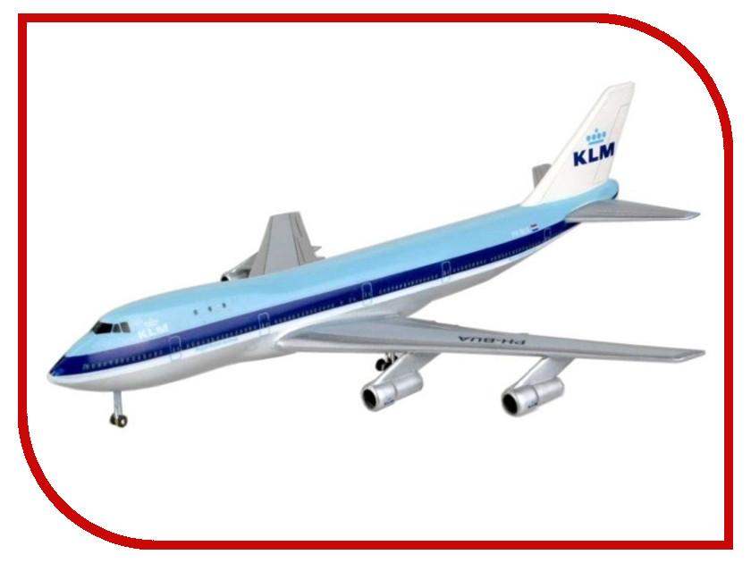 Сборная модель Revell Самолет Пассажирский Boeing 747-100 03999R revell boeing 747 100 revell ревелл 1 450